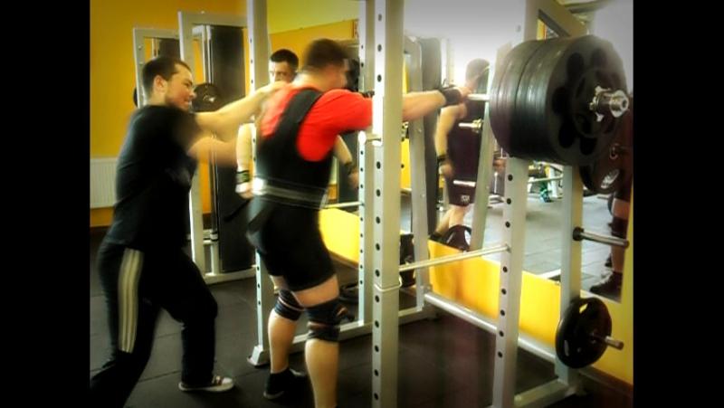 PowerLift | ( 225 kg - 240 kg -260 kg -270 kg )