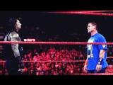 John Cena Vs Roman Reigns No Mersy highlights