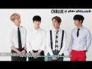 [RUS] Ananweb Interview with CNBLUE for Release of Shake