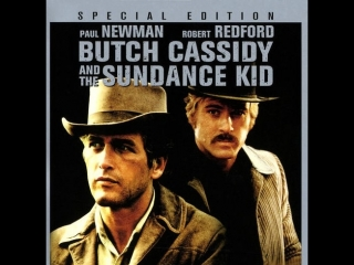 Буч кэссиди и сандэнс кид butch cassidy and the sundance kid, 1969,перевод михалёва