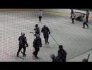 Энергия-Хромоножки. Товарищеская игра любительской хоккейной лиги. (1)
