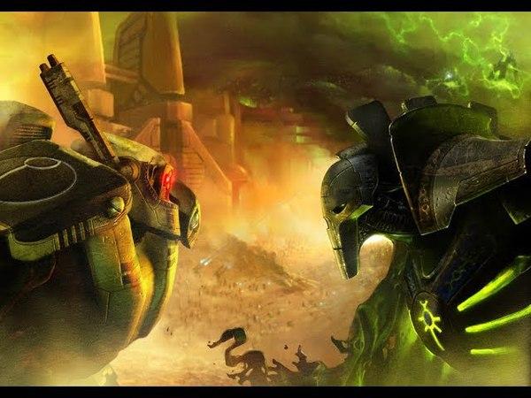 WH40k Campaign: Terra Incognita - TAU vs Necrons - Mission 1 battle report