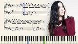 Vanessa Carlton - A Thousand Miles (Piano Tutorial) + Sheet Music