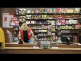 Красавица и Чудовище в магазине Красное&Белое