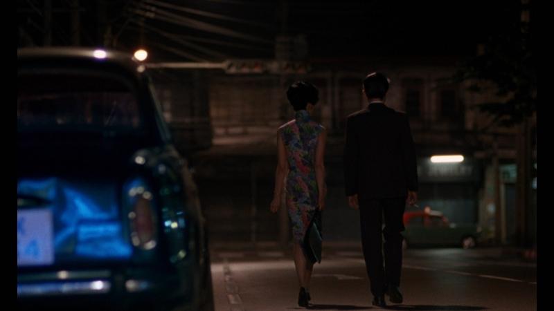 I wonder how it began | Любовное настроение | Faa yeung nin wa (2000) реж. Вонг Кар-Вай