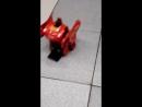 маккуин трансформер на пульте управления