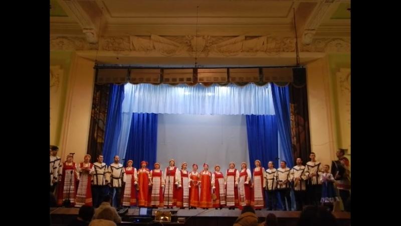 Ансамбль народной песни Варенька