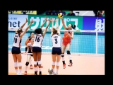 Top 10 best TRIPLE volleyball BLOCKS -- MONSTER BLOCKS!