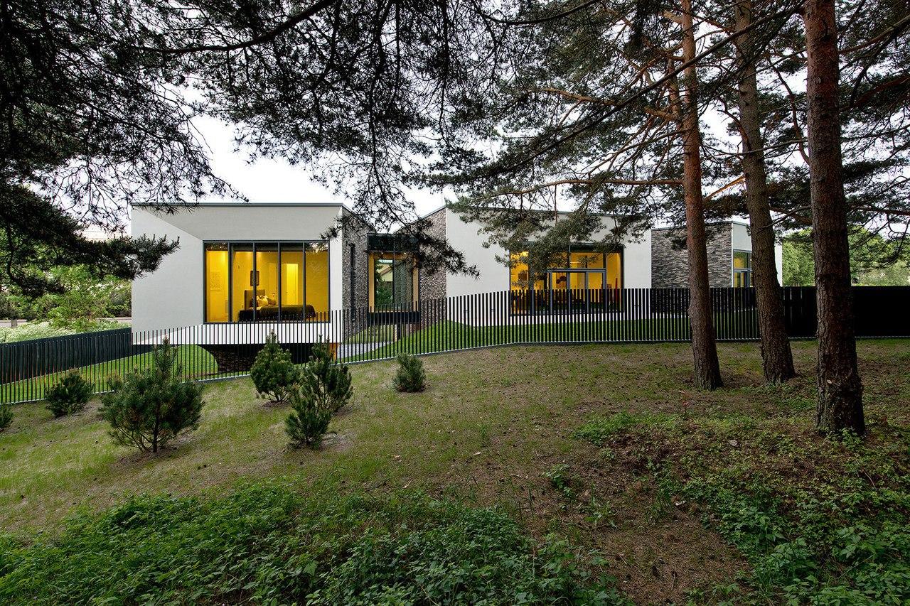 Family House In Palanga / UAB Architektu biuras