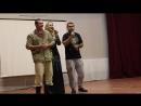 Елена и солдаты Волгоградский военный госпиталь 06.11.2017 г.