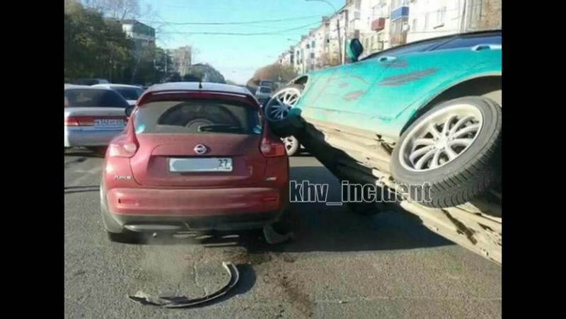на дорогах Комсомольска