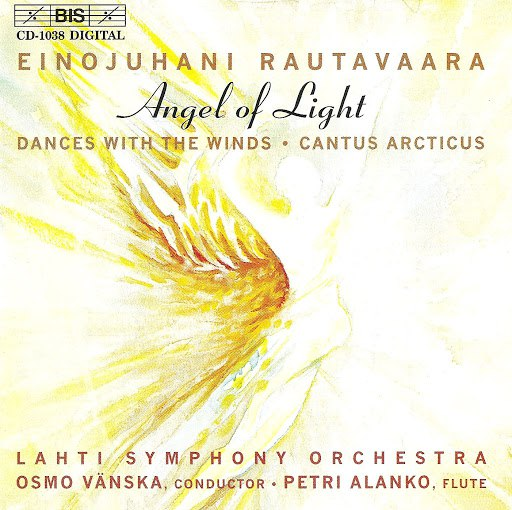 Petri Alanko альбом Rautavaara: Symphony No. 7, Angel of Light / Dances With Winds, Op. 69 / Cantus Arcticus, Op. 61