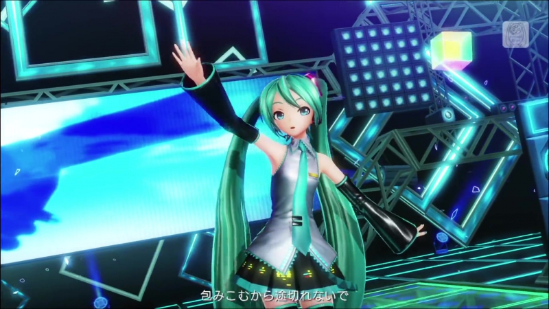 【初音ミク】Hand in Hand【Project DIVA X HD】