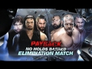 WH_Present WWE The Shield vs Evolution Payback 2014 Highlight