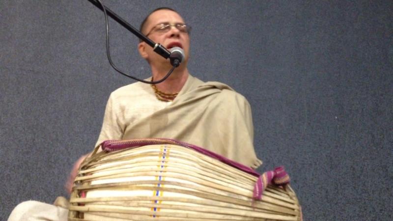 Кришна Мишра дас, Govinda jaya jaya