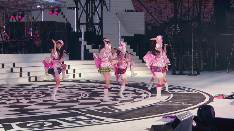 Momoiro Clover Z - Pinky Jones [Haru no Ichidaiji 2014]