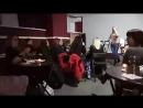 Вечір Паші Броського у київському клубі Видиво й вино Читає Катя Цимбал