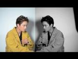 [INSTAGRAM] 171222 vivi_mag_official @ EXOs Kai (Kim Jongin)