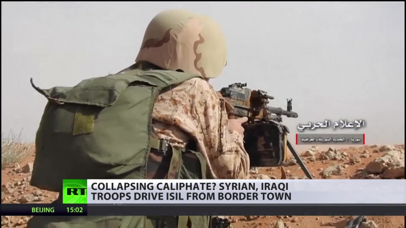 Huge knockdown, though civil war to go on – Analysts on ISIS stronghold Al Bukamal liberation