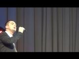 Сергей Куприк на юбилейном концерте Игоря Слуцкого (12.10.2017)