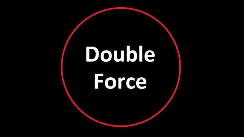 Акробатический шоу - дуэт Double Force