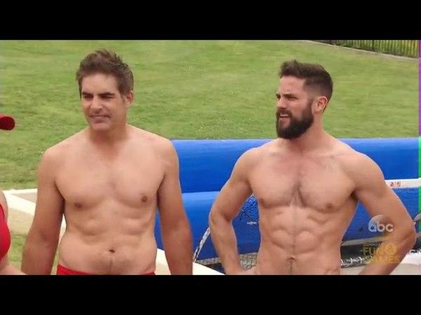 Battle of the Network Stars 2017 - Season 1 Episode 2 - TV Variety vs. TV Sex Symbols