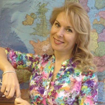 Татьяна Купчина