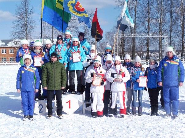 с 15 по 17 марта в с. Якшур-Бодья прошли XVIII зимние игры ш