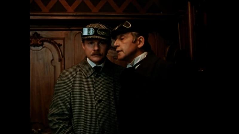 2. Приключение Шерлока Холмса и доктора Ватсона. Двадцатый век начинается. СССР. Хф. 2 серия