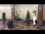 Московские музыканты зажигают!