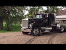1980 Mack Superliner Gold Dog Roll By