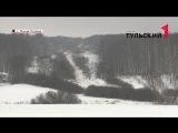 В Ясной Поляне снегоходы готовят трассу для 7000 лыжников