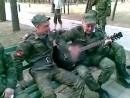 Мы умирали за героин и нефть (армейская, гитара)
