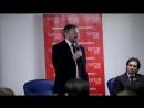 Аплодисментами встретили бизнесмены слова кандидата в президенты РФ Титова о нижегородской налоговой