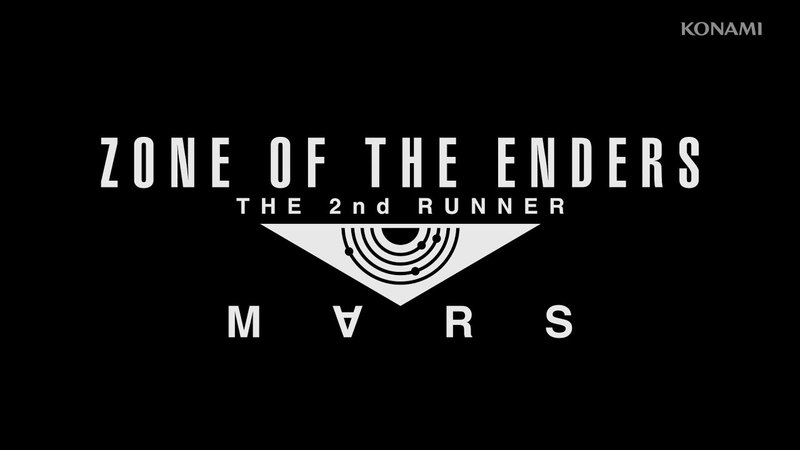ZONE OF THE ENDERS THE 2nd RUNNER M∀RS 4K Comparison Trailer ESRB