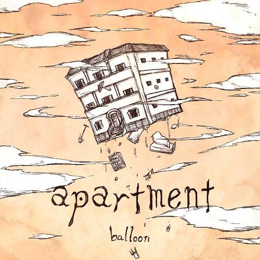 Balloon альбом apartment
