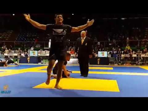 Lucas Barbosa vs Kenji Sette / European NoGi 2018