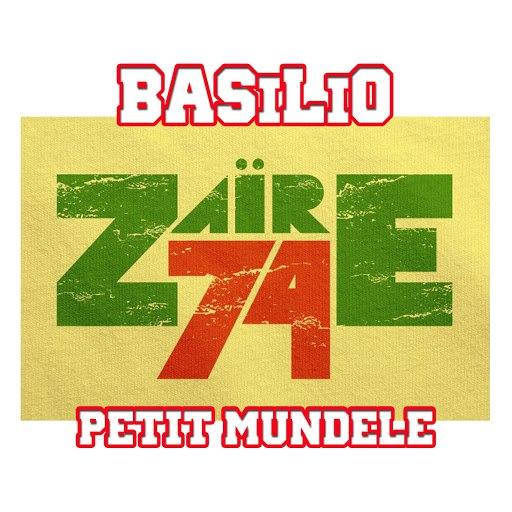 Basilio альбом Petit Mundele (Zaire 74)