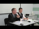 Первый секретарь СПб ГК ЛКСМ РФ Е В Михайлов отвечает на критику в адрес П Н Грудинина