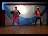 Диана и Полина танцуют под песню - Chocolata (Papito) Папито