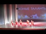 очень понравился танец божья коровка на конкурсе юные таланты