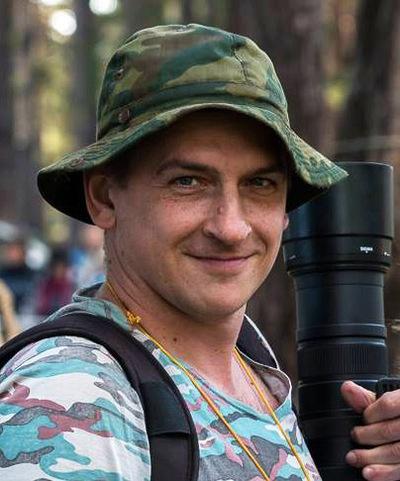 Михаил Канов