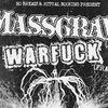 WARFUCK / MASSGRAV - 03.11 SPB // 04.11 MSK