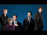 Sherlock  Actors in childhood ( как выглядели актёры в детстве и юности)