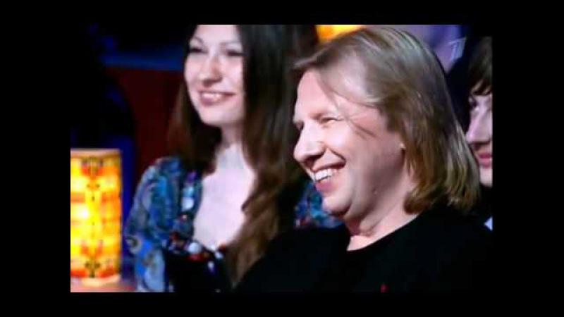 Сергей Бурунов - в образе Гарика Сукачева.БР-эфир 4.09.2011