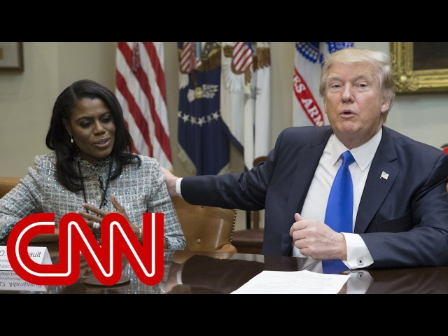Omarosa Manigault Newmans White House legacy