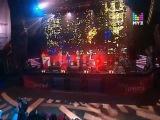 Юлия Ковальчук &amp Space4 - Пульс @Известия Hall 03.12.11