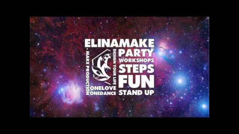 Dancehall Bullet Camp Dancehall Pro battle 1x1 Elinamake vs Narina WIN