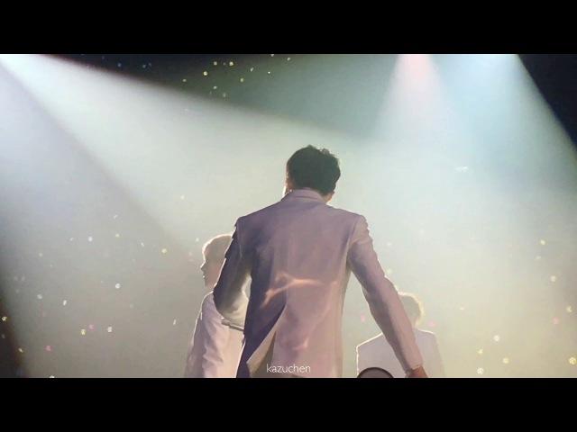 180317 EXO(엑소)-Tender Love(SUHOSEHUN→SUHO focus)@The EℓyXiOn in Bangkok Day2[fancam]