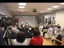 Презентация газеты Мстинская волна в Музее истории города и края.
